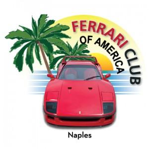 FerrariClubAmerica-Naples2012.Logo