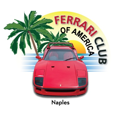 Cars On Th Will Be Held February Ferrari Club Of - Naples car show 2018