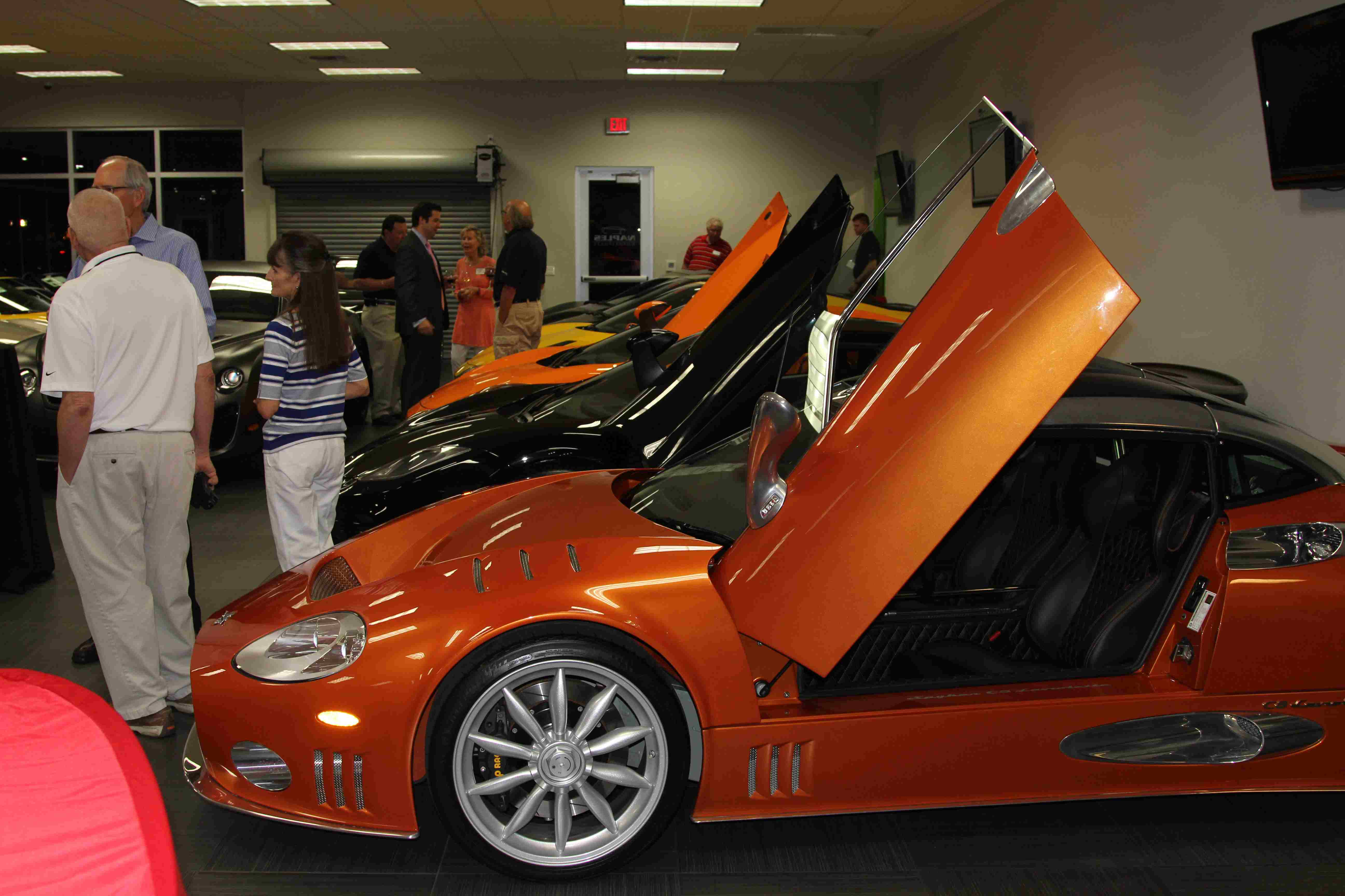Naples Motorsports Event Gallery Ferrari Club Of America